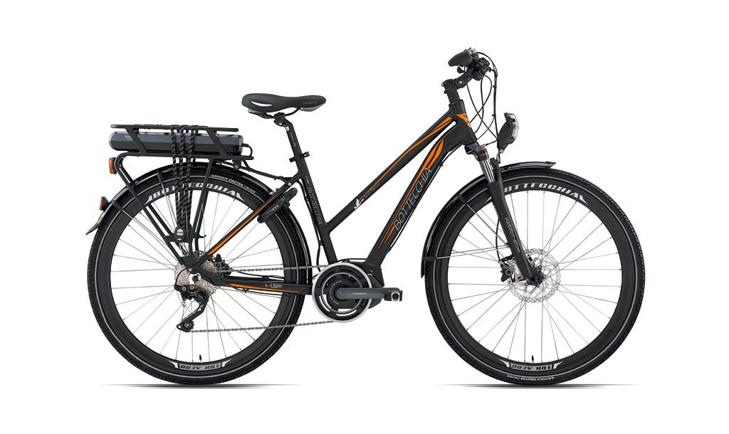 be 28 e bike trk lady 28 slx deore 10s shimano steps be green. Black Bedroom Furniture Sets. Home Design Ideas