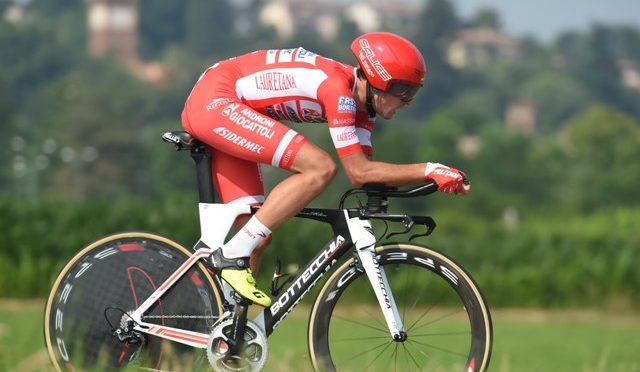 23-06-2017 Campionato Italiano Cronometro; 2017, Androni Giocattoli - Sidermec; Cattaneo, Mattia;
