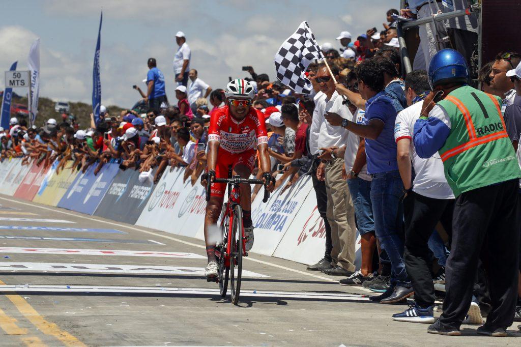Vuelta San Juan 2018 - 5th stage San Martin-Alto Colorado 170 km - 26/01/2018 - Rodolfo Torres (COL - Androni - Sidermec - Bottecchia) - photo Roberto Bettini/BettiniPhoto©2018