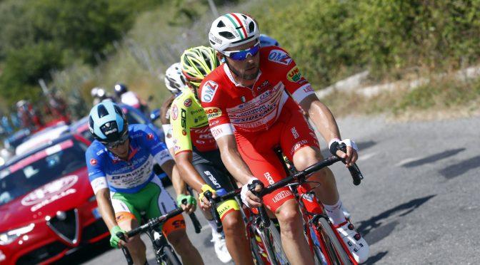 Giro D'Italia 2018 - 101th Edition - 4th stage Catania - Caltagirone 198 km - 08/05/2018 - Marco Frapporti (ITA - Androni - Sidermec - Bottecchia) - foto Luca Bettini/BettiniPhoto©2018